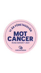 ProperPeople är företagsvän mot cancer - Rosabandet 2021